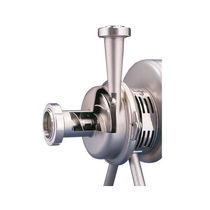 Food product pump / electric / centrifugal / process