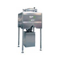 Dynamic mixer / continuous / solid/liquid / powder
