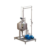 Process deaerator / for the food industry