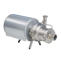 Centrifugal pump / self-priming / sanitary