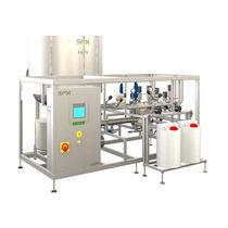 Storage tank / liquid / aseptic