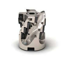 Shell-end milling cutter / insert / slot / profiling