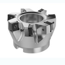 Shell-end milling cutter / insert / roughing / face