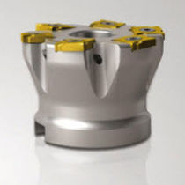 Shell-end milling cutter / insert / face / finishing