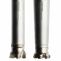 Morse taper shank end mill holder / milling / anti-vibration