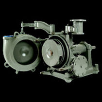Slurry pump / centrifugal / normal priming / booster