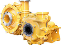 Slurry pump / centrifugal / normal priming / single-stage