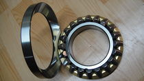 Spherical roller thrust bearing