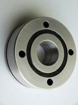 Ball bearing / angular-contact / double-row