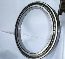 Cylindrical roller bearing / single-row / steel