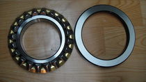 Spherical roller bearing / single-row / for mining and the metallurgical industry / large