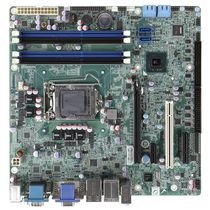 Micro-ATX motherboard / Intel® / Intel® Core™ i series / industrial
