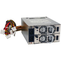 AC/DC power supply / rack-mount / with short-circuit protection / compact