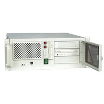 Rack-mount chassis / 2U / 14-slot / industrial