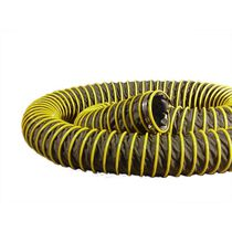 Exhaust gas hoses / fabric / abrasion-resistant / lightweight