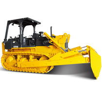 Crawler bulldozer / for construction