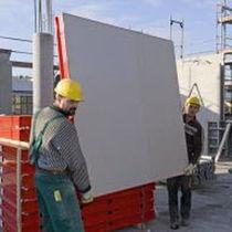 Slab formwork / aluminum / for concrete