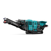 Jaw crusher / mobile / compact / crawler