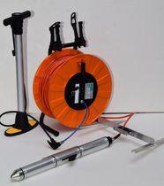 3D geophone / for boreholes