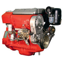 Diesel engine / 3-cylinder / 6-cylinder / turbocharged