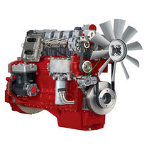 Diesel engine / 6-cylinder / 4-cylinder / turbocharged