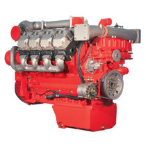 Diesel engine / 8-cylinder / 6-cylinder / turbocharged