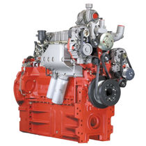 Diesel engine / turbocharged / common rail / in-line