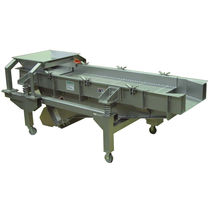 Vibrating feeder / electromechanical / motorized / food