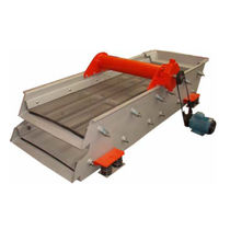 Vibrating screener / for bulk materials / sorting / for mining