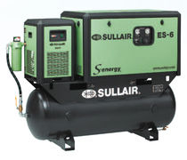 Air compressor / transportable / screw / rotary