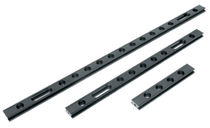 Aluminum rail / steel / ball / optical