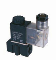Direct-acting solenoid valve / 3/2-way / steam