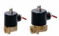 Pilot-operated solenoid valve / 2/2-way / pneumatic