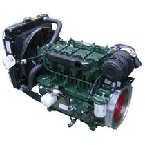 Diesel engine / 4-cylinder / direct injection / power generation