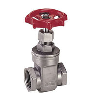 Gate valve / manual / shut-off / petroleum