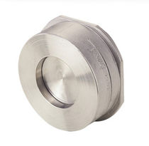 Wafer check valve / spring