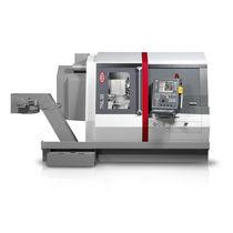 CNC lathe / vertical / high-precision / compact