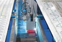 Profile scanner / 3D / robotic / laser
