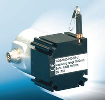 Linear position sensor / potentiometer / rugged / for hydraulic applications