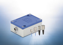 Linear displacement sensor / non-contact / capacitive / with semiconductor output