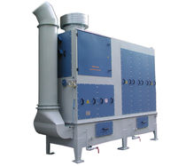 Oil mist extractor / with pre filtration and post filtration