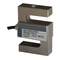 Tension/compression load cell / S-beam / stainless steel / for hoppers