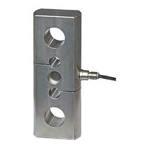 Compression load cell / S-beam / stainless steel / IP68