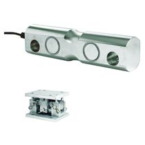 Double-ended shear beam load cell / dual-beam / stainless steel / explosion-proof