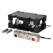 Hazardous area weigh module / IP68 / stainless steel / for vessels