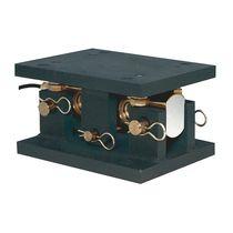 ATEX weigh module / IP68 / IP69K / stainless steel
