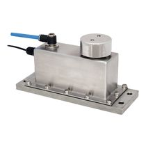 Bending beam load cell / torsion / dual-beam / OIML