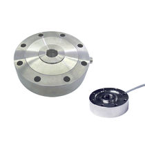 Universal load cell / compression / button type / stainless steel