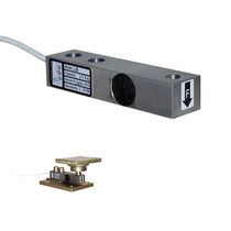 Shear beam load cell / beam type / stainless steel / for hoppers