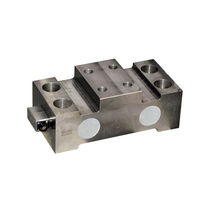 Double-ended shear beam load cell / beam type / stainless steel / for harsh environments